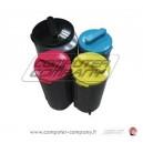 Kit 4 Toner per Samsung CLP 350 N
